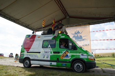 Czech Out, Mongol Rally, by Charlie Grosso