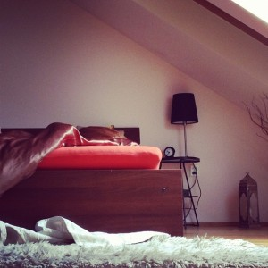 Prague Apt, Go with Oh, by Charlie Grosso