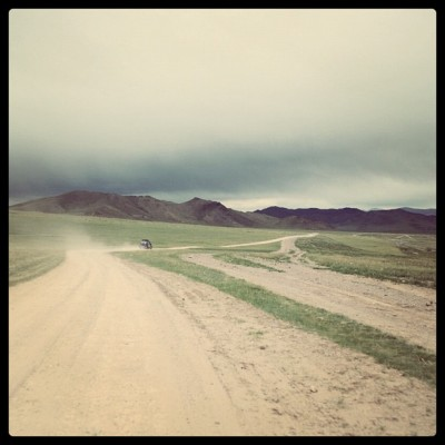 Which Road? Mongol Rally, by Charlie Grosso