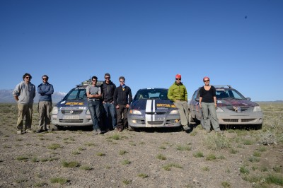 Mongolia Convoy, The Mongol Rally, by Charlie Grosso