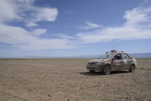 SM Stowaway, The Mongol Rally 2012, by Charlie Grosso