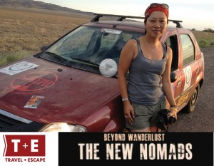 Beyond Wonderlust - The New Nomad by Travel + Escape - Charlie Grosso