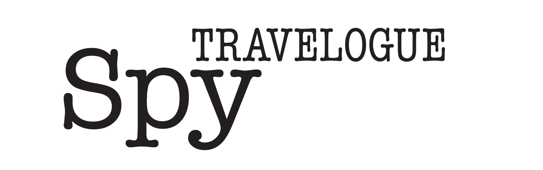 Spy Travelogue